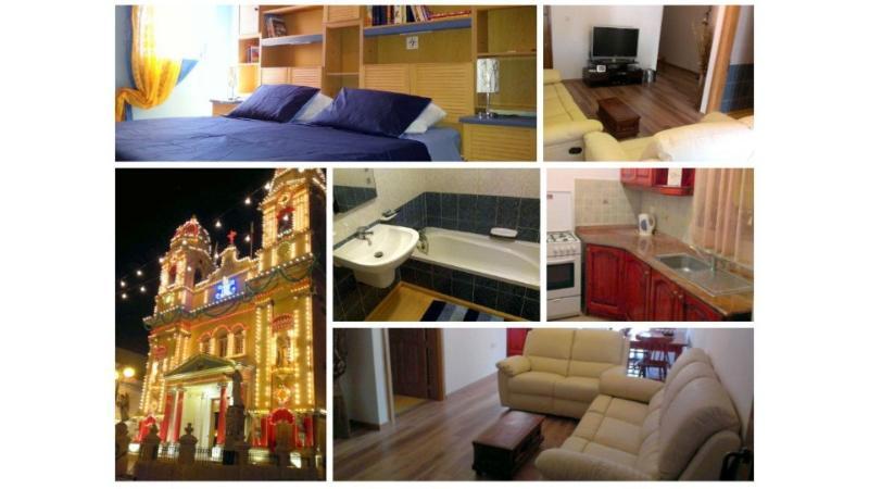 Central Apartment, aluguéis de temporada em Il Gzira