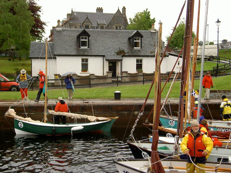Old Lock-keeper's Cottage, alquiler vacacional en Fort Augustus