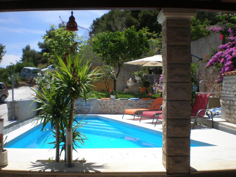 Pool dal pranzo Terrazza