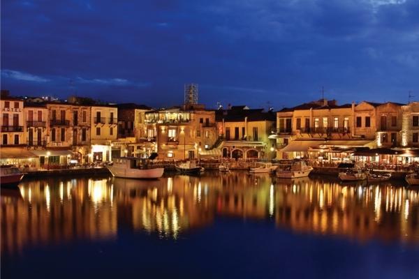 Rethymnon City