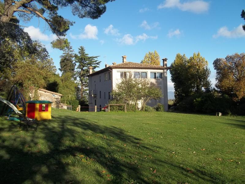 Agriturismo Tenuta Buonrespiro, holiday rental in Porano