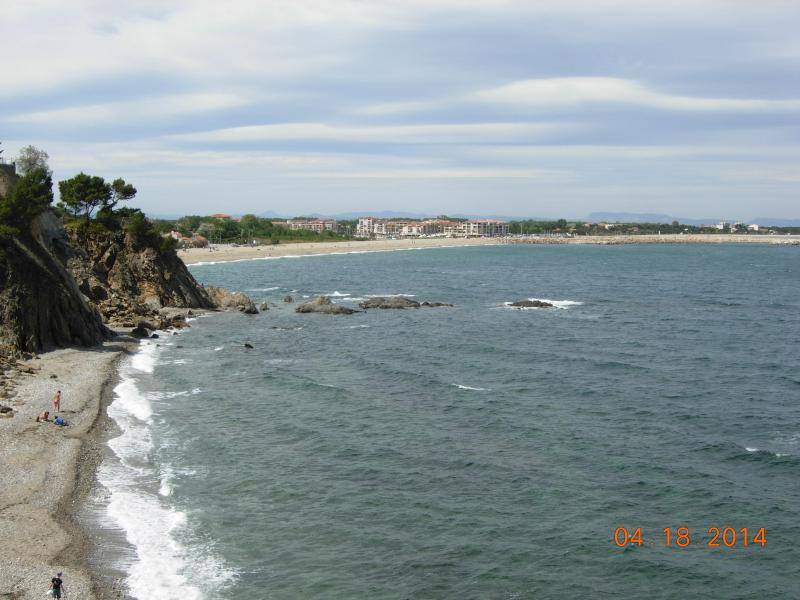 Nearby, miles of sandy coastline for you to enjoy