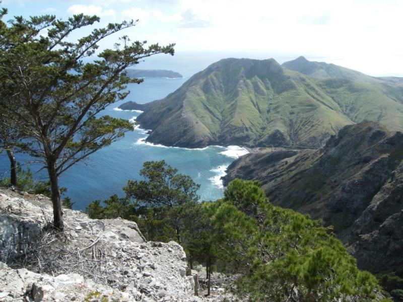 Una visión desde la isla