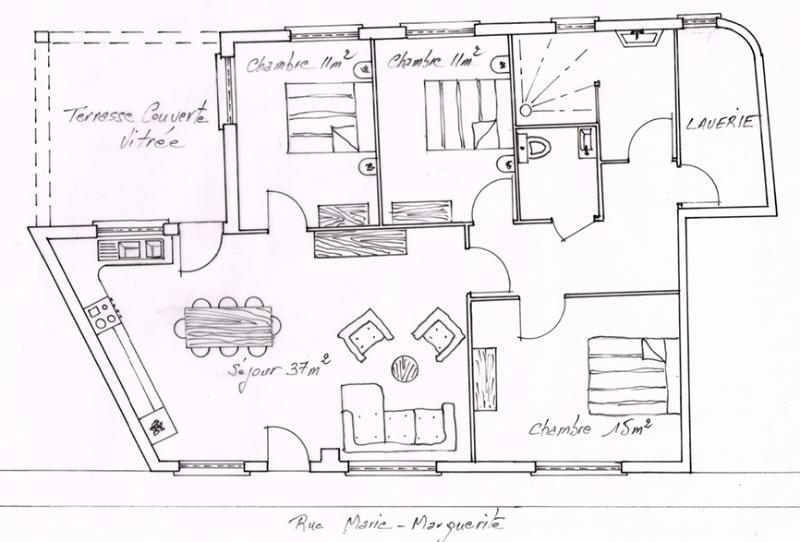 The cottage plan