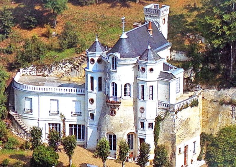 Château des Tourelles, vacation rental in Pontlevoy