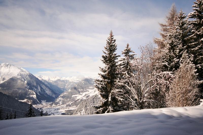 Rouet winter view