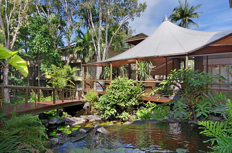 Sunny Port Douglas Queensland