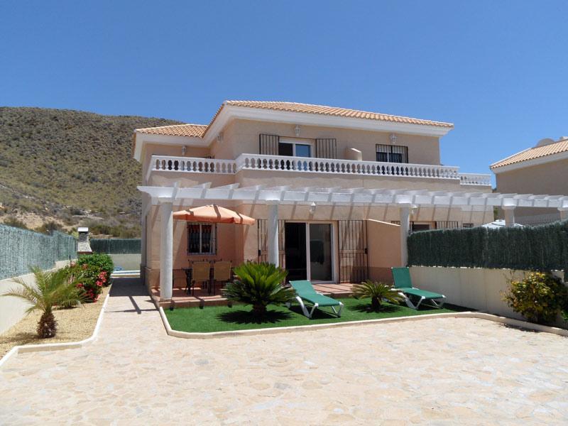 Villa Stephanie, 3 bedrooms villa with private pool, WIFI, Airco. etc, holiday rental in San Juan de los Terreros
