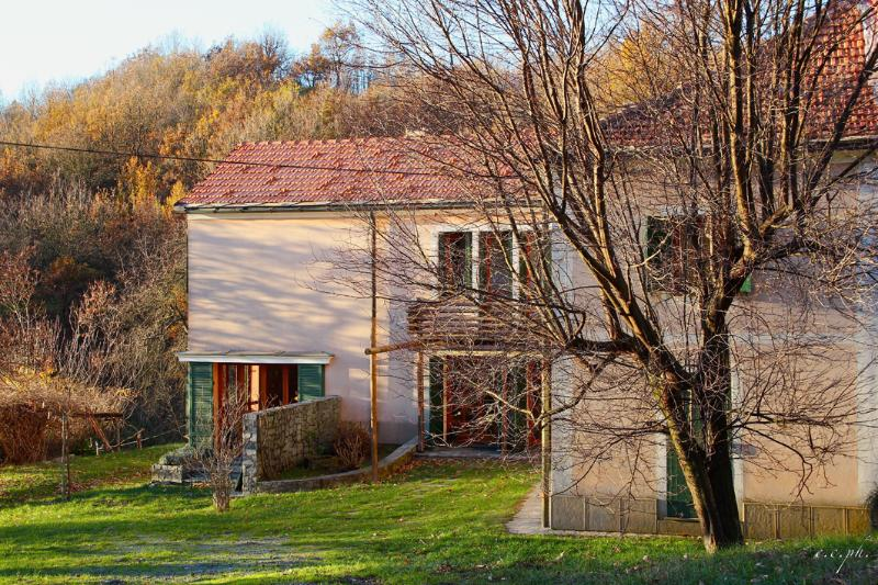 Country house near the sea, alquiler vacacional en Cairo Montenotte