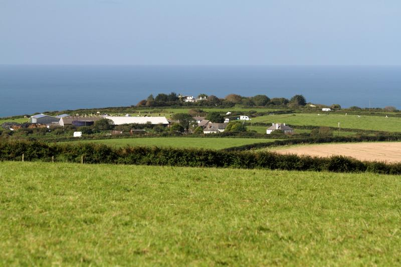 Berry Park is by the Sea in the Beautiful Devon Countryside