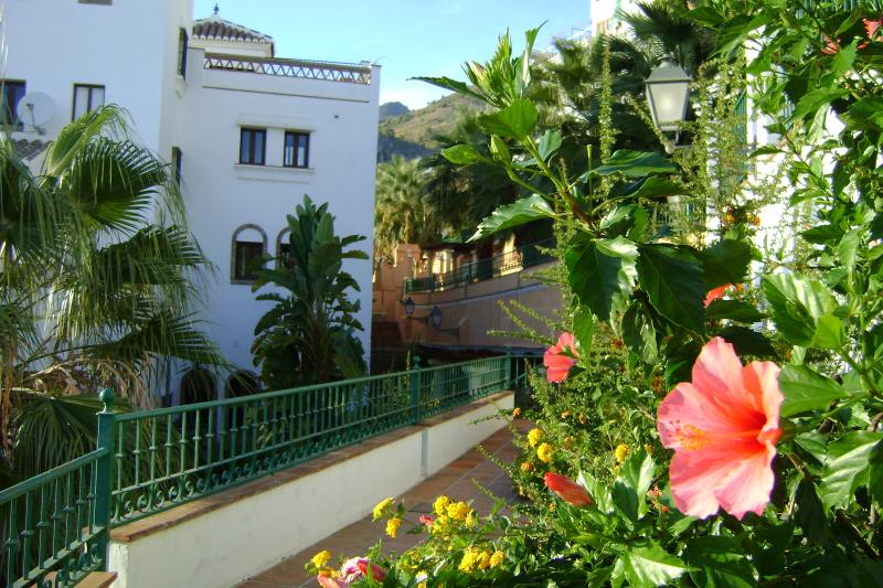 Residencial La Fuente, vacation rental in Frigiliana