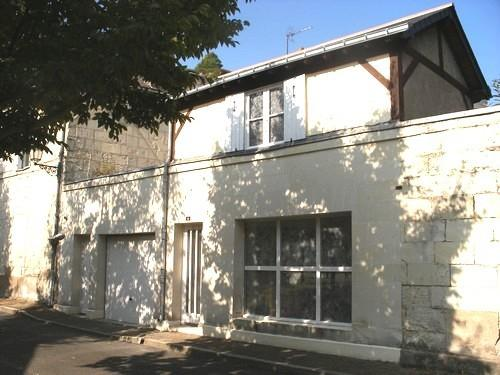 gite le rosaire in central Saumur with garage and terrace