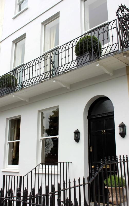 Exterior - the building was totally restored to its Regency splendour over 20 months, from 2011