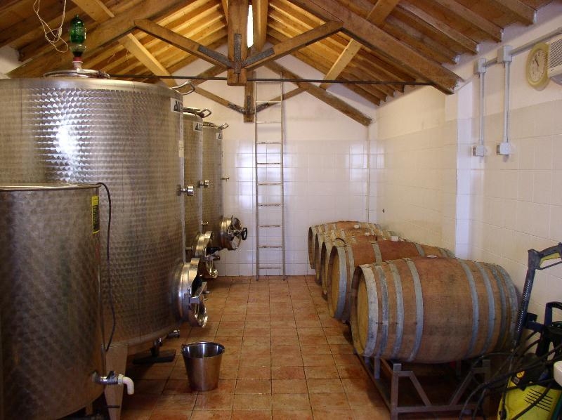 Producent Chianti Classico wijn productie