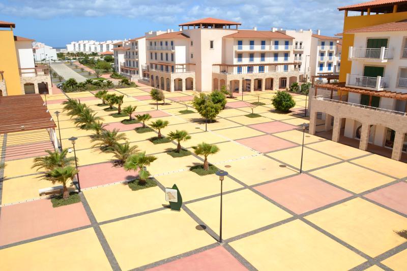 Square in Vila Verde Resort