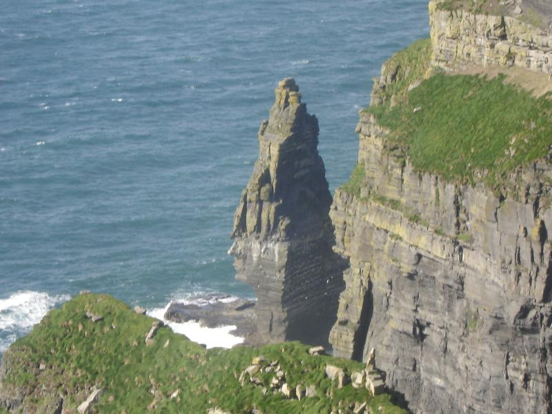 Cliffs of Moher, world famous tourist attraction. A short drive away this is a trip you cannot miss.