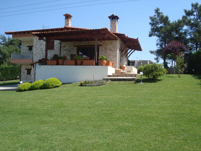 TRADITIONAL ESTATE, location de vacances à Kassandra