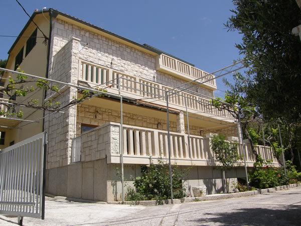 Apartmani Dare, aluguéis de temporada em Lokva Rogoznica