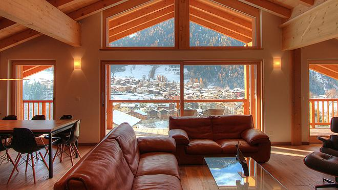 Chalet WoW, holiday rental in Bovernier