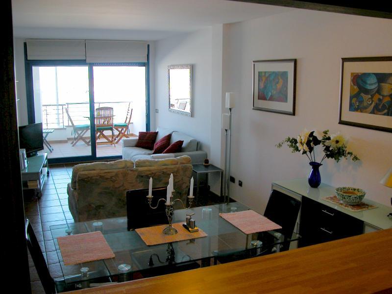 Sala de estar / área de cena