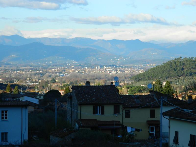 Vista di Lucca