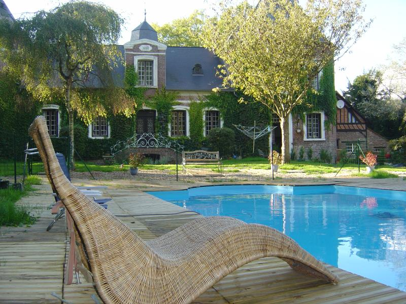 The Chateau and Pool