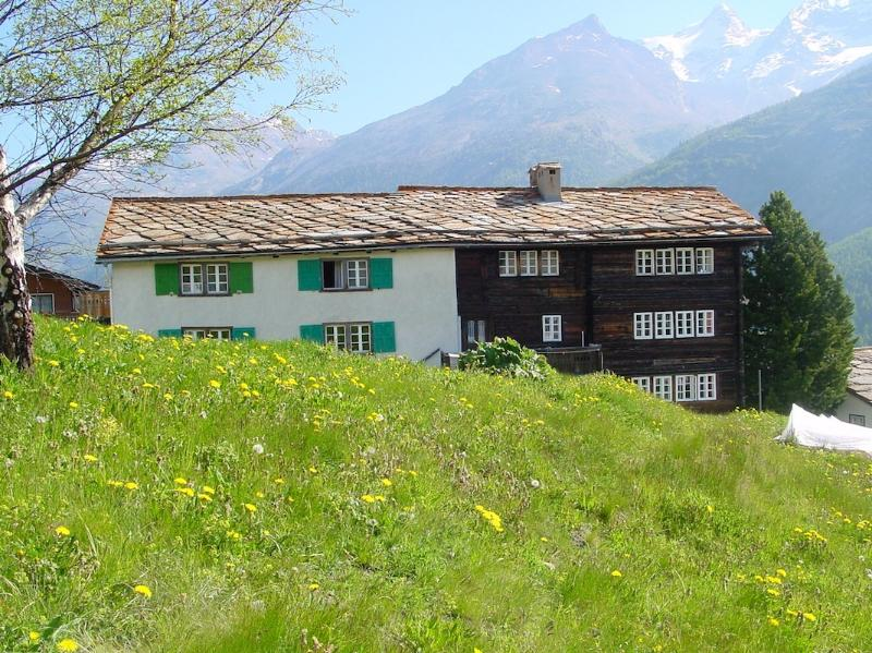 Bergruh Paradies in den Bergen, location de vacances à Saas-Fee