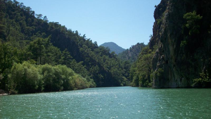 Akkaya Lake