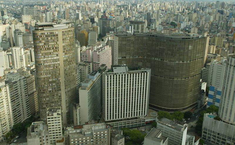 Apartamento Copan, vacation rental in Sao Paulo