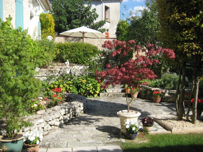 El jardín compartido