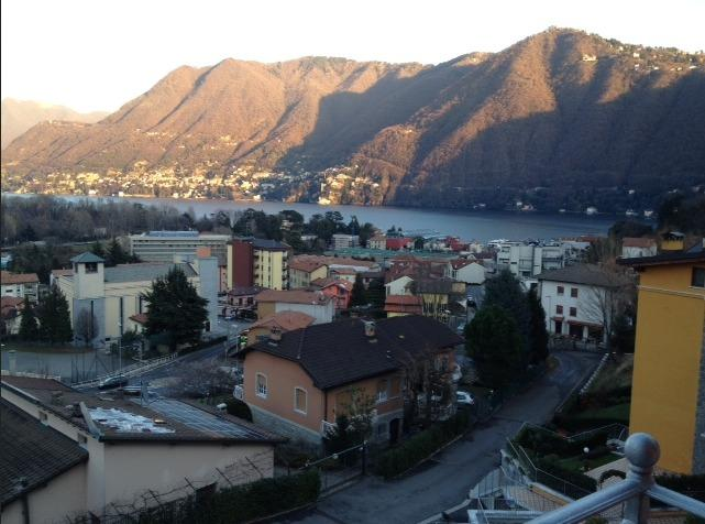 Appartamento con vista lago, holiday rental in Como