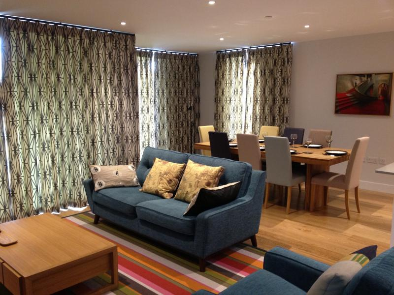 Parkside Apartment, holiday rental in Madingley