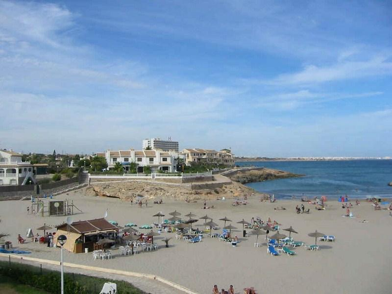 Beautiful Cala Capitan Beach