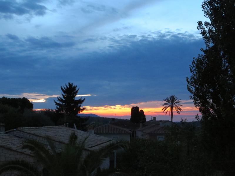 la douceur des soirées provençales