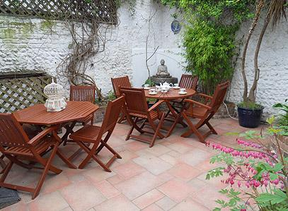 Dragonfly Cottage - Central Brighton Holiday Home, holiday rental in Ovingdean
