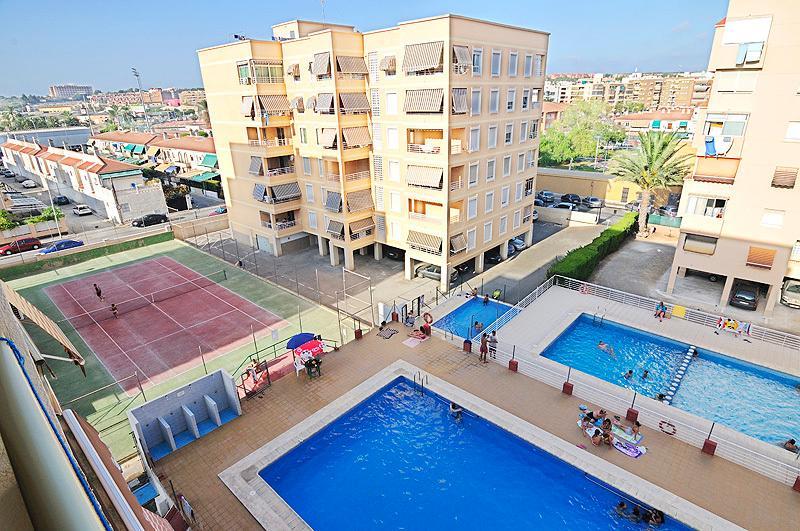 Apartamento  2 dormitorios en Santa Pola, vacation rental in Elche