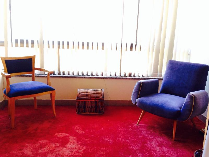 Suite bedroom balcony
