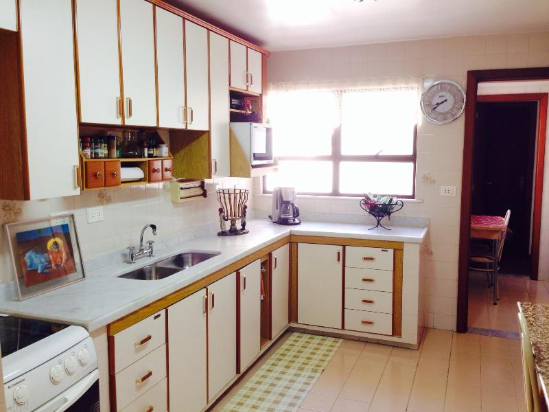 Spacious kitchen full equipped!