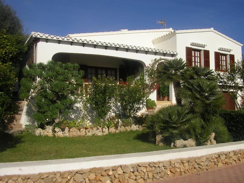 SAUBA, holiday rental in Cala d'Alcaufar