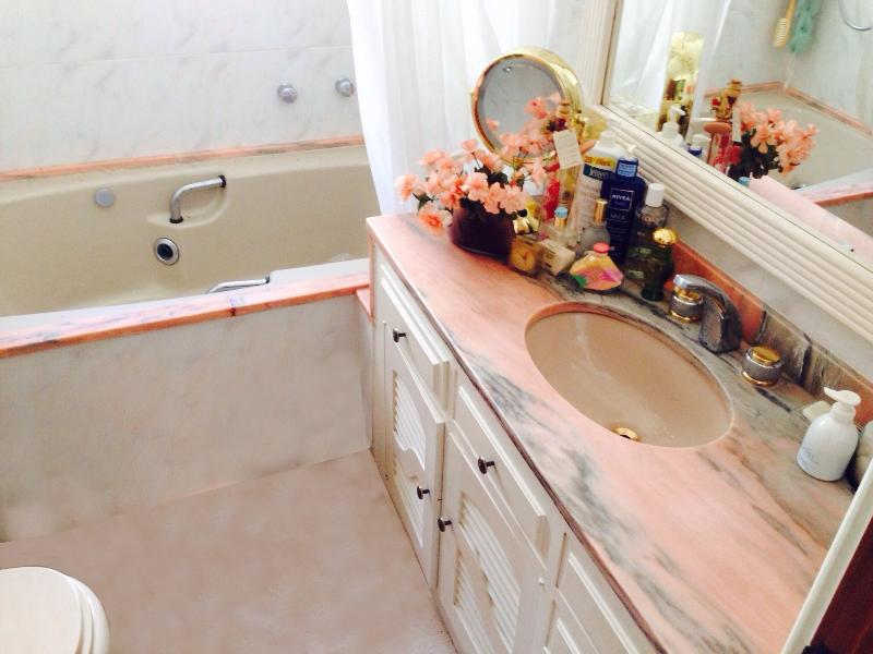 Suite bathroom!