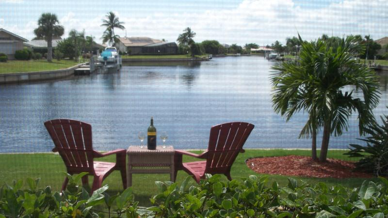 Tranquility  with a view that is incomparable in all of Punta Gorda