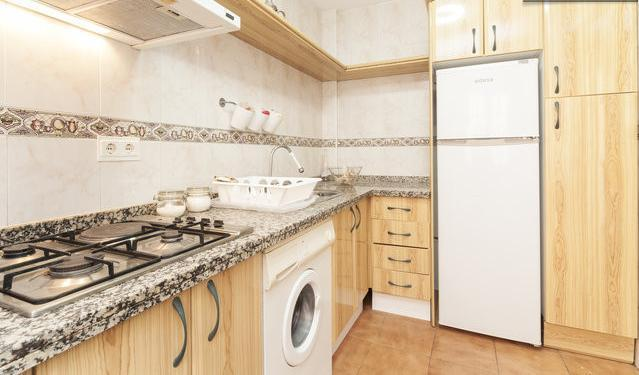 FULL-EQUIPPED KITCHEN