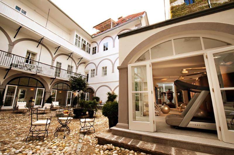 Antiq Palace, holiday rental in Ljubljana