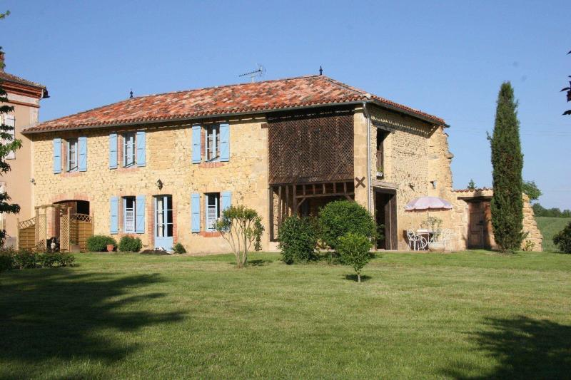 Gîte du Mandarin, holiday rental in Thermes-Magnoac