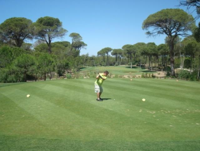 One of Belek's 6 Championship Golf Courses
