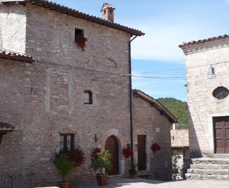 Front View of Casa LA TORRE