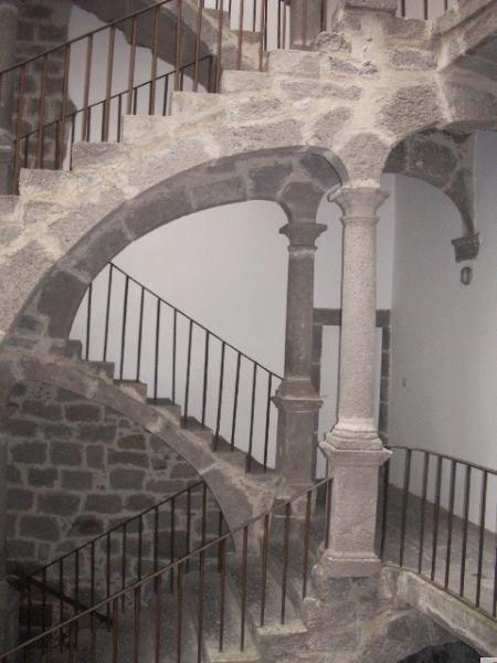 Renaissance style staircase