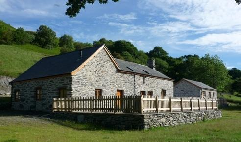 5* luxury rural cottage, vacation rental in Bala