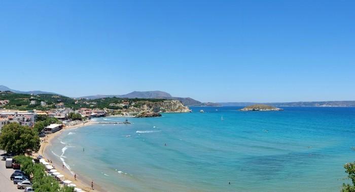 Επισκόπηση Αλμυρίδα παραλία