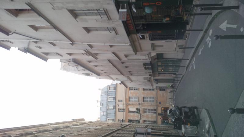 zeer rustige straat